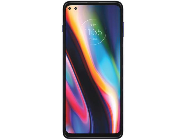 Imagem de Smartphone Motorola Moto G 5G Plus 128GB