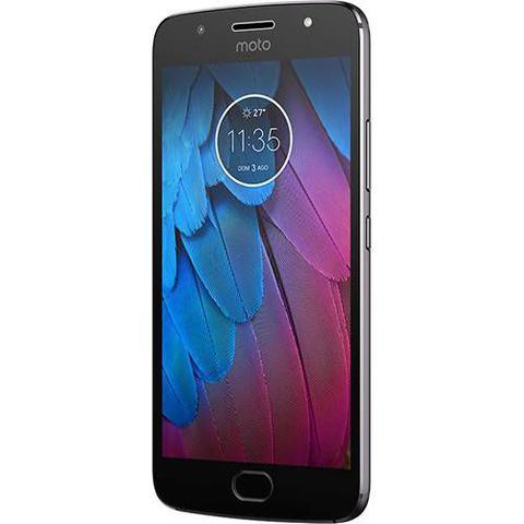 Imagem de Smartphone Motorola Moto G 5S  32GB Dual Chip Tela 5.2 Snapdragon 430 4G Câmera 16MP - Platinum