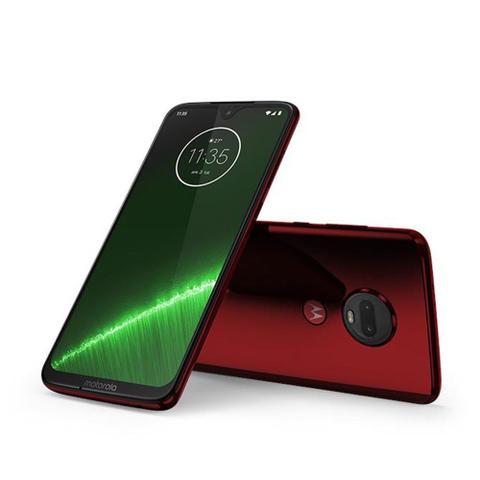Imagem de Smartphone Motorola Moto G-7 Plus 64GB Dual Tela 6.24 XT-1965