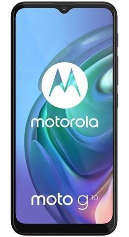 Imagem de Smartphone Motorola Moto G10 XT2127-2 64GB 4GB Ram Dual Chip - Aurora Grey
