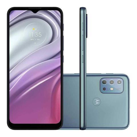Imagem de Smartphone Motorola Moto G20 64GB 4GB RAM - Azul