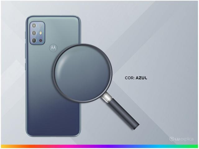 Imagem de Smartphone Motorola Moto G20 64GB Azul 4G