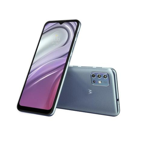 Imagem de Smartphone Motorola Moto G20 64GB Breeze Blue Dual Chip 4G