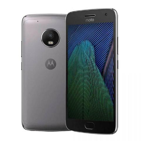 Celular Smartphone Motorola Moto G5 Plus Tv Xt1683 32gb Cinza - Dual Chip