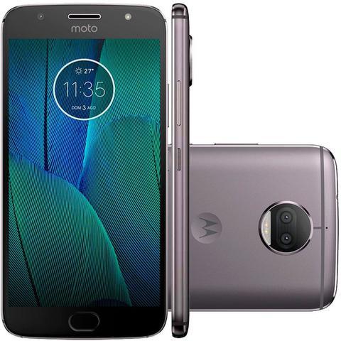 Imagem de Smartphone Motorola Moto G5 S Plus TV Digital XT1802 Octa-Core Android 7.1, Tela 5.5