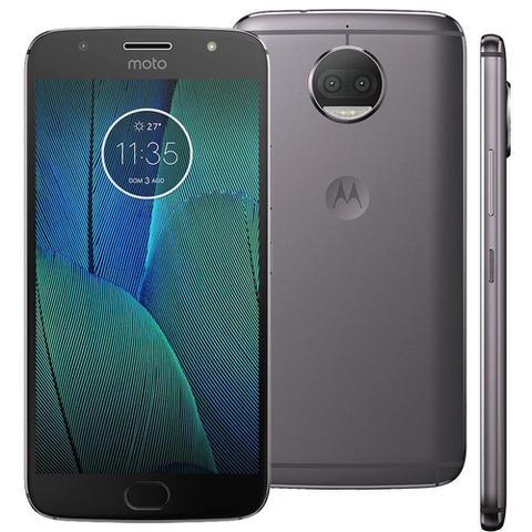 Imagem de Smartphone Motorola Moto G5S Plus 32GB Dual Sim 5.5