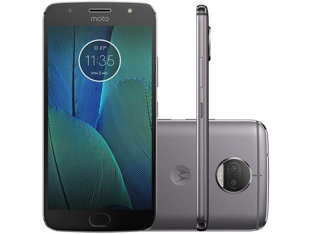 Imagem de Smartphone Motorola Moto G5s Plus 32GB