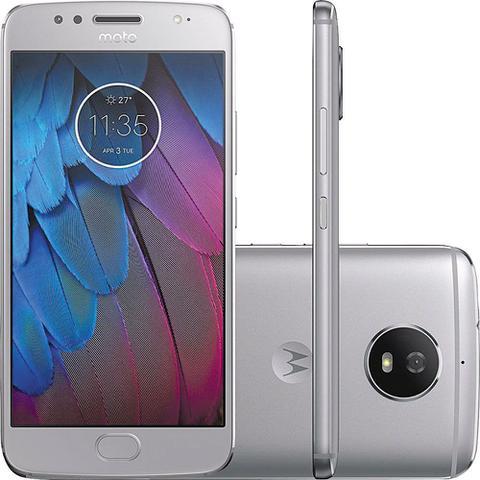 Imagem de Smartphone Motorola Moto G5S XT1792 32GB com Dual Chip, Tela 5.2