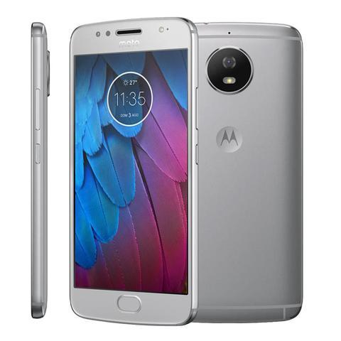 Imagem de Smartphone Motorola Moto G5S XT1792 Prata