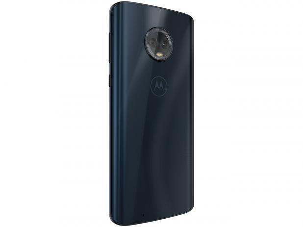 Imagem de Smartphone Motorola Moto G6 32GB XT1925-5  Desbloqueado Índigo