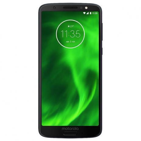 Imagem de Smartphone Motorola Moto G6 Dual 32GB Câmera 12MP+5MP Tela 5.7 Polegadas XT1925-3 Azul Indigo