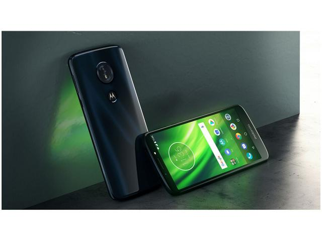 Imagem de Smartphone Motorola Moto G6 Play 32GB Indigo