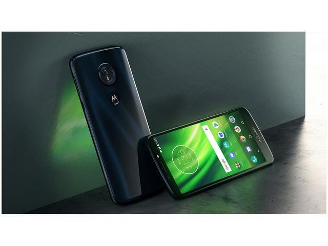 b19b5df292 Smartphone Motorola Moto G6 Play 32GB Indigo - 4G Octa Core 3GB RAM ...