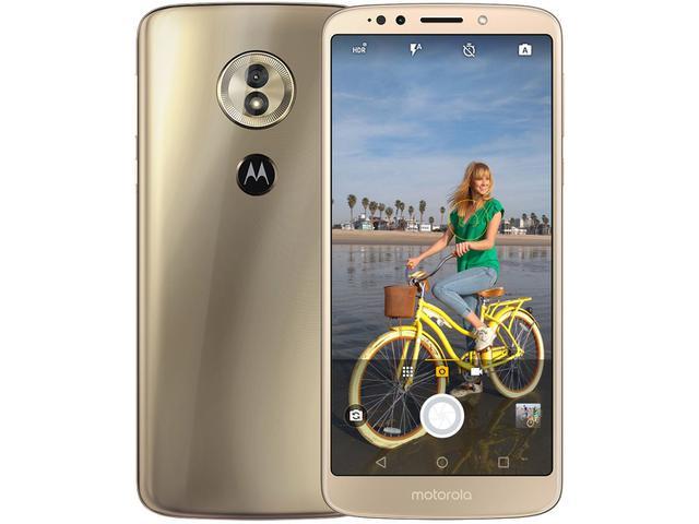 e359ebb91 Smartphone Motorola Moto G6 Play 32GB Ouro - Dual Chip 4G Câm 13MP + ...