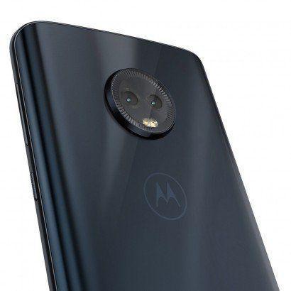 Imagem de Smartphone Motorola Moto G6 Plus 64GB 4G XT1926 Dual Chip Tela 5.9  Desbloqueado - azul Índigo