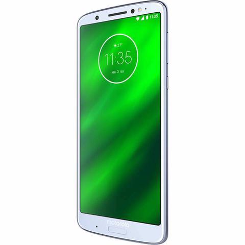 Imagem de Smartphone Motorola Moto G6 Plus 64GB Dual Chip Android Tela 5.9