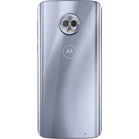 Imagem de Smartphone Motorola Moto G6 Plus Dual Chip Tela 5.9 Octa-Core 2.2 GHz 64GB 4G Câmera 12 + 5MP (Dual Traseira) - Azul Topázio