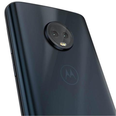 Imagem de Smartphone Motorola Moto G6 Plus Indigo DualChip 64GB Tela 5.9