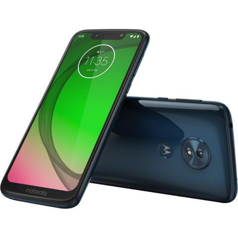 Imagem de Smartphone Motorola Moto G7 Play 32GB Edição Especial - Índigo