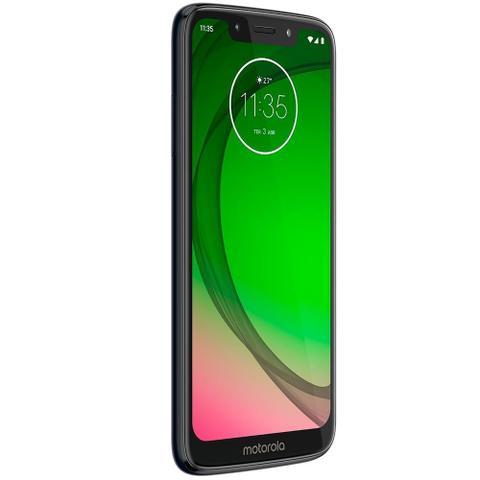 Imagem de Smartphone Motorola Moto G7 Play 32Gb ÍNDIGO XT1952 Tela de 5,7, 2GB de RAM, Dual Chip.