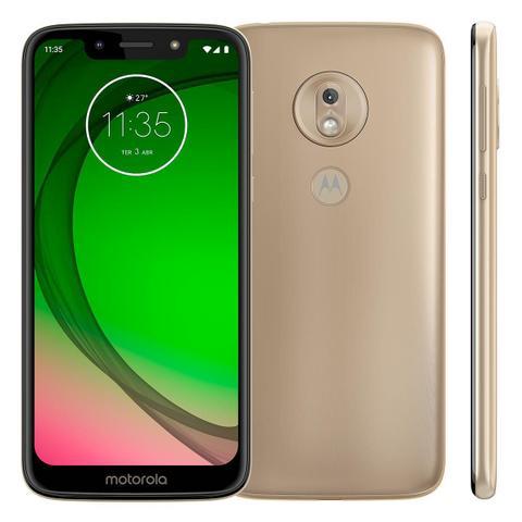 Imagem de Smartphone Motorola MOTO G7 Play 32GB XT1952-2 Ouro