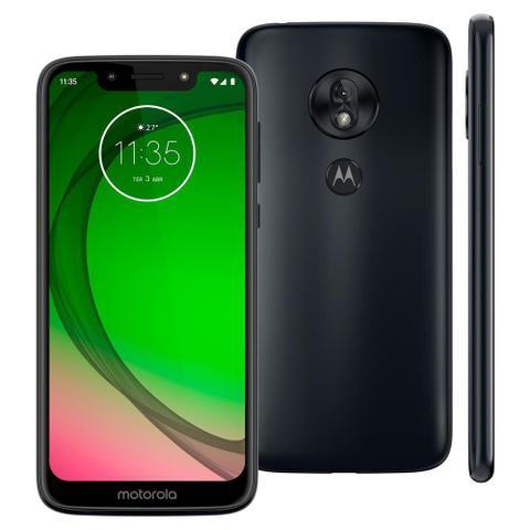 Imagem de Smartphone Motorola Moto G7 Play Indigo XT1952 32GB, Tela 5,7