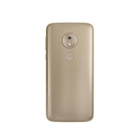 Imagem de Smartphone Motorola Moto G7 PLAY XT1952-2, Android 9.0, Dual chip, 13MP, 5.7'', 32GB - Dourado