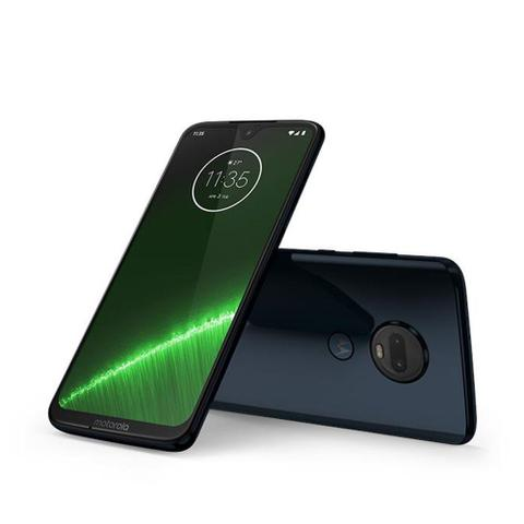 Imagem de Smartphone Motorola Moto G7 Plus 64GB Dual Chip Android 9.0 Tela 6.3 Octa-Core 4G Câmera 16MP 5MP