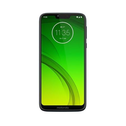 Imagem de Smartphone Motorola Moto G7 Power 64GB Dual Chip  9.0 Tela 6.2  12MP - Azul Navy