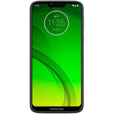 Imagem de Smartphone Motorola Moto G7 Power 64GB Dual Chip  9.0 Tela 6.2  12MP - Lilas