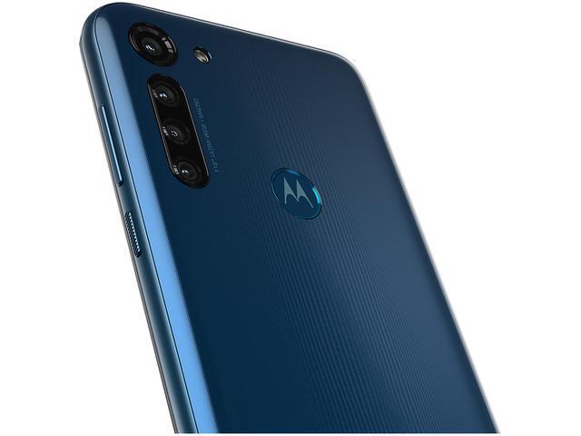 Imagem de Smartphone Motorola Moto G8 Power 64GB Azul