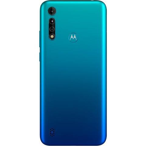 Imagem de Smartphone Motorola Moto G8 Power Lite Tela 6.5 Polegadas 4GB RAM Dual Chip 64GB Android 9.0 Octa-Core Câmera Principal 16MP