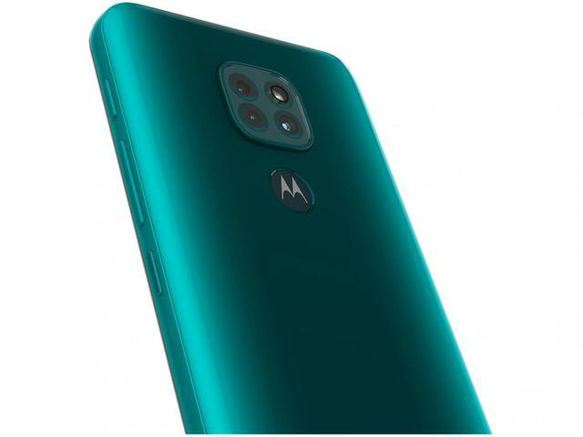 Imagem de Smartphone Motorola Moto G9 Play 64GB Verde