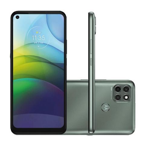 Celular Smartphone Motorola Moto G9 Power Xt2091 128gb Verde - Dual Chip