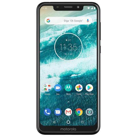 Imagem de Smartphone Motorola Moto One, 64GB, Dual Chip, 4G, Preto - XT1941