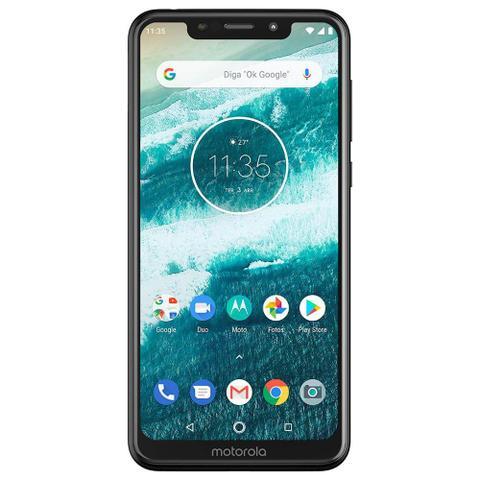 Imagem de Smartphone Motorola Moto One 64GB, Tela 5.9