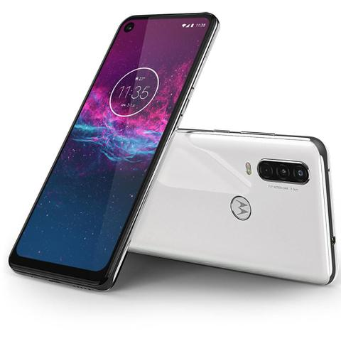 Imagem de Smartphone Motorola Moto One Action Tela 6.3