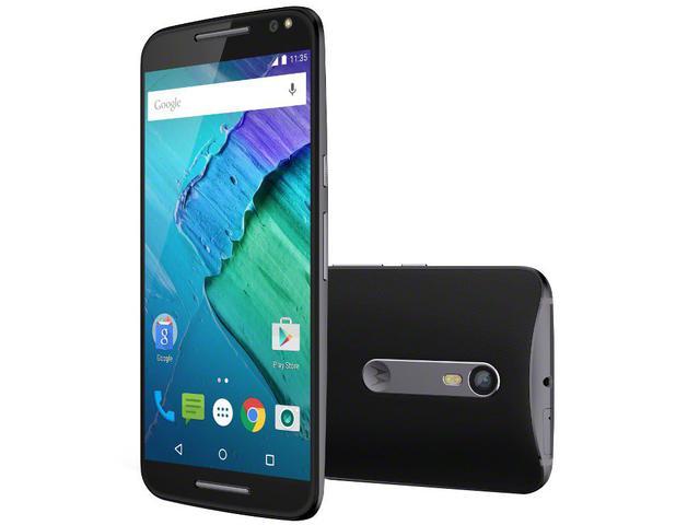 Imagem de Smartphone Motorola Moto X Style 32GB Preto