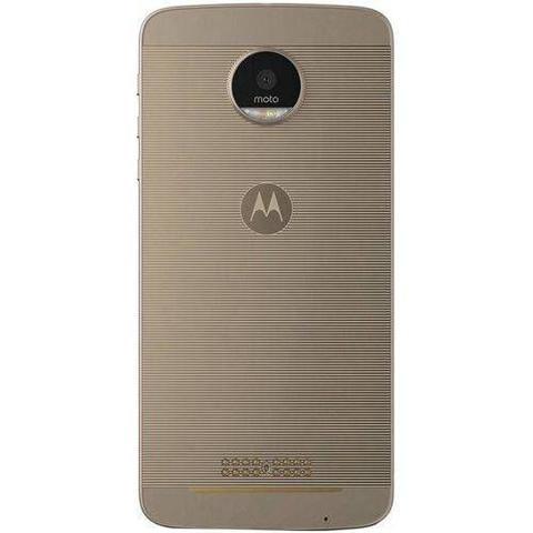 Imagem de Smartphone / Motorola / Moto Z XT-1650 / Tela de 5.5 / Dual Sim / 32GB - Branco
