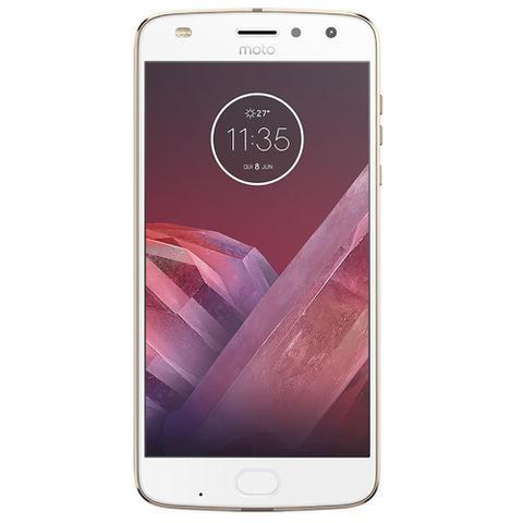 Imagem de Smartphone Motorola Moto Z2 Play, 64GB, 5.5, 12MP, Android 7.1 - Dourado