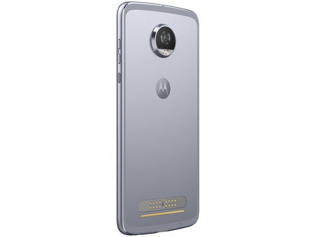 Imagem de Smartphone Motorola Moto Z2 Play 64GB Azul Topázio