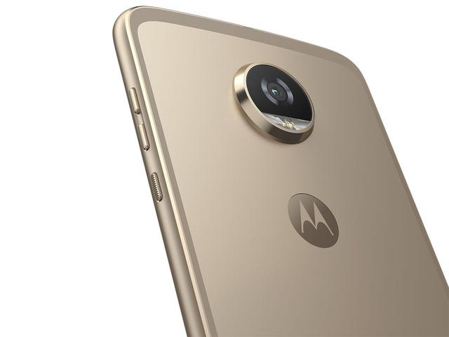 Imagem de Smartphone Motorola Moto Z2 Play 64GB Ouro