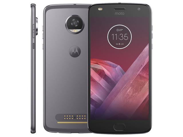 Imagem de Smartphone Motorola Moto Z2 Play 64GB Platinum 4G