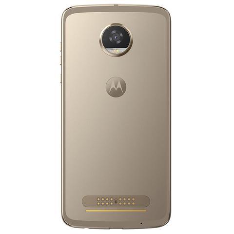 Imagem de Smartphone Motorola Moto Z2 Play XT1710 Ouro com 64GB, Tela de 5.5, Dual Chip, Câmera 12MP, Android 7.1, Processador O