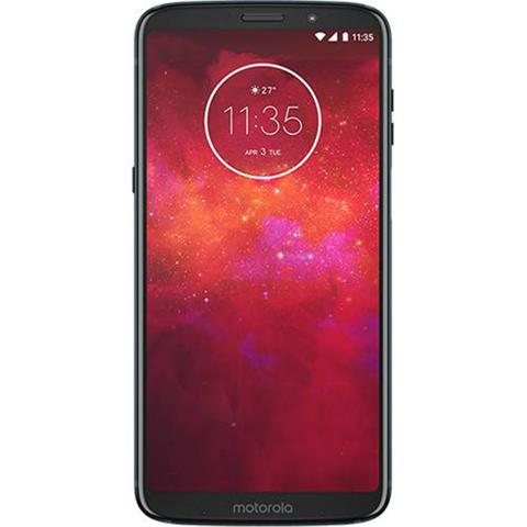 Imagem de Smartphone Motorola Moto Z3 Play 64GB Dual 6 5MP - Índigo