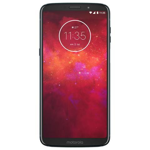 Imagem de Smartphone Motorola Moto Z3 Play 64gb Dual Android 8.1 Tela 6