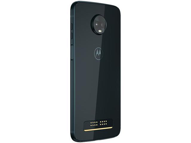 Imagem de Smartphone Motorola Moto Z3 Play 64GB Índigo 4G