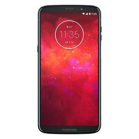 Imagem de Smartphone Motorola Moto Z3 Play Dual Chip Tela 6 64GB 4G Câmera 12MP + 5MP PABK0000BR