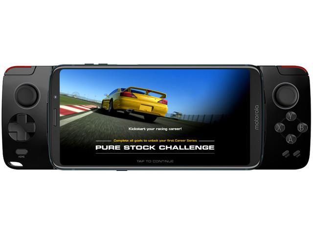 Imagem de Smartphone Motorola Moto Z3 Play GamePad 64GB