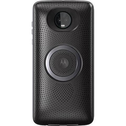 Imagem de Smartphone Motorola Moto Z3 Play - Stereo Speaker Edition Tela 6 64GB Dual Chip 12 + 5MP (Dual Traseira) - Índigo